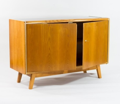 Sideboard by Bohumil Landsman for Jitona NP, 1960s