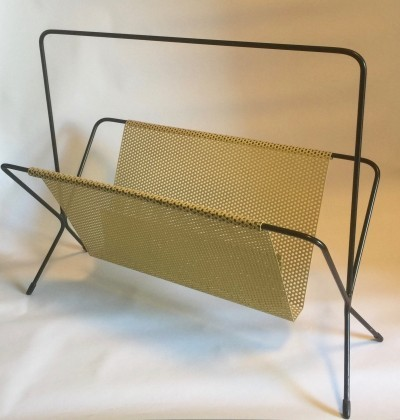 Pilastro magazine holder, 1960s