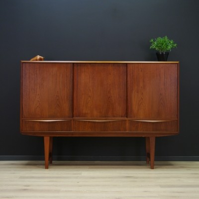 Highboard by E. W. Bach, 1960s