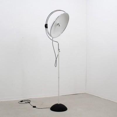 Rare 70s Multipla floor lamp by De Pas, Lomazzi & D'Urbino for Stilnovo