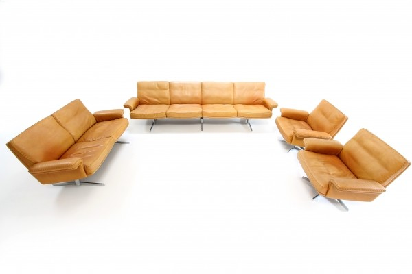 DS35 seating group by Robert Haussmann & De Sede Design Team for De Sede, 1960s