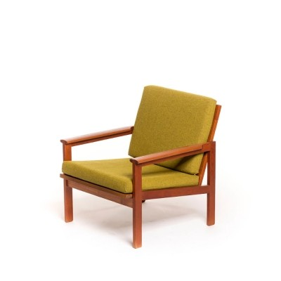 Vintage Capella chair by Illum Wikkelso for N. Eilersen