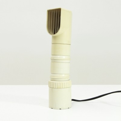 White table lamp 4025 by Olaf Von Bohr for Kartell, 1970s