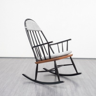 1960s rocking chair by Pastoe