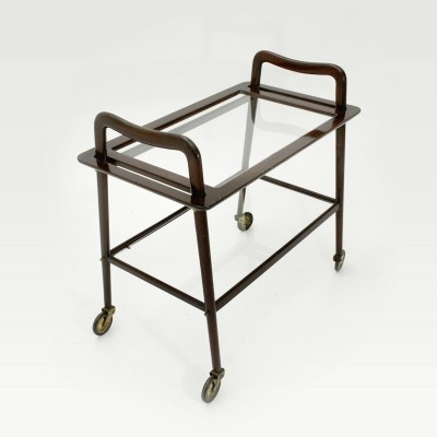Ico Parisi serving trolley, 1950s