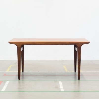 Dining table by Johannes Andersen for Uldum Møbelfabrik, 1950s