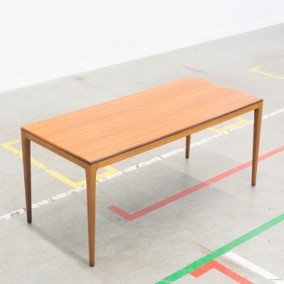 Coffee table by Georg Leowald for Wilkhahn, 1950s