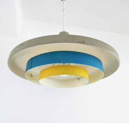 Philips pendant lamp, 1950's