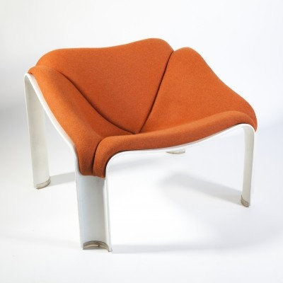 F303 lounge chair by Pierre Paulin for Artifort, 1960s