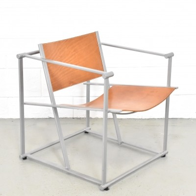 FM62 lounge chair by Radboud van Beekum for Pastoe, 1980s