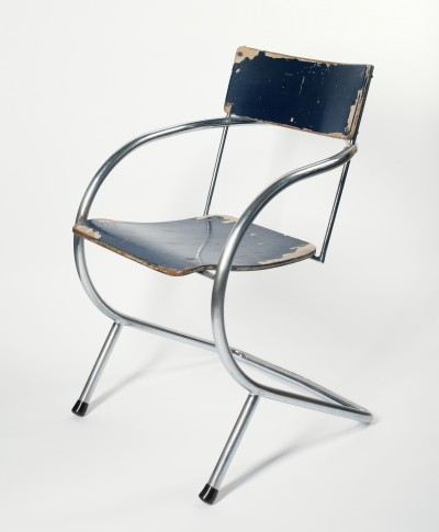 Model 32 dinner chair by Paul Schuitema for D3, 1930s