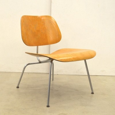 Early Evans Production LCM Chair by Charles Eames, 1940s