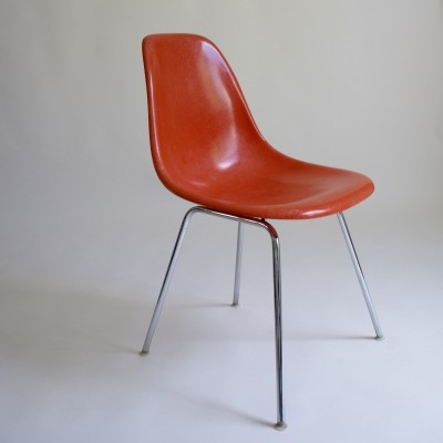 Eames DSX Fiberglass Chair By Herman Miller