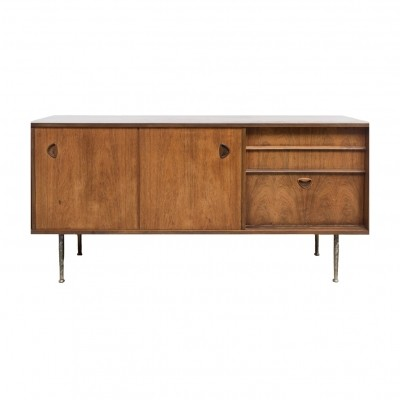 Large Danish Sideboard in Teak by William Watting for Fristho Franeker