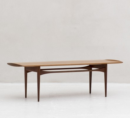 Coffee table by Tove & Edvard-Kindt Larsen for France & Son, Denmark 1960