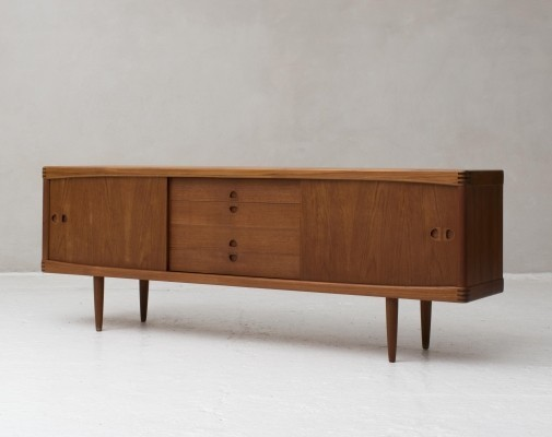 Sideboard by Henry W. Klein for Bramin, 1950s