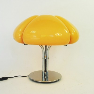 Quadrifoglio desk lamp by Gae Aulenti for Guzzini, 1970s