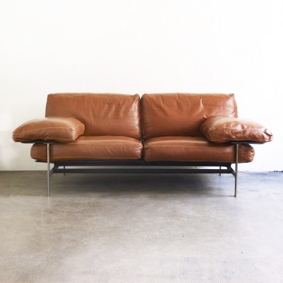 1st edition 'Diesis' Sofa by A. Citterio for BandB Italia, 1979