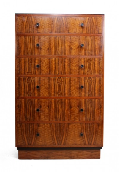Large Art Deco Chest of Drawers