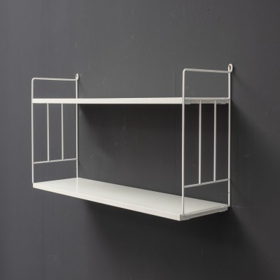 White wall shelf by WHB, 1960s