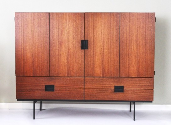 Japanese Series / CU-04 cabinet by Cees Braakman for Pastoe, 1950s