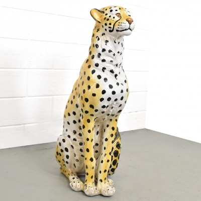 XL Ceramic Leopard