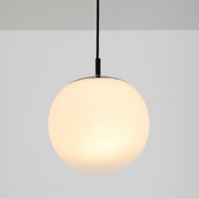 10 x Ochtendnevel small hanging lamp by Raak Amsterdam, 1970s