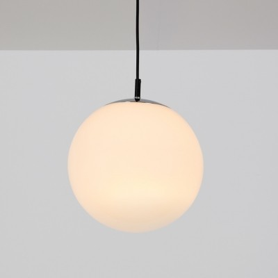 12 x Ochtendnevel medium hanging lamp by Raak Amsterdam, 1970s