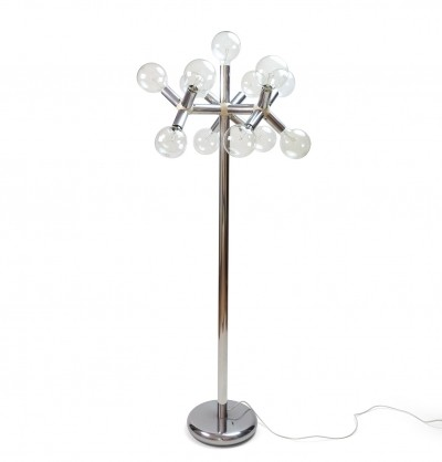 Robert Haussmann Atomic Lamp by Swisslamps Interational
