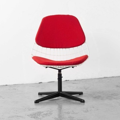 Cees Braakman FM25 Wire Lounge Chair by Pastoe, 1958