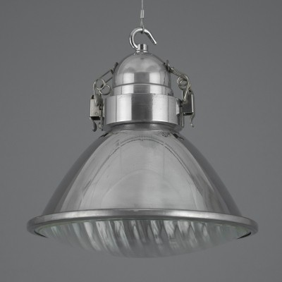 Reclaimed RAF airfield landing pendant lights