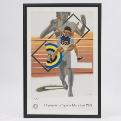 Poster 1972 Olympic games