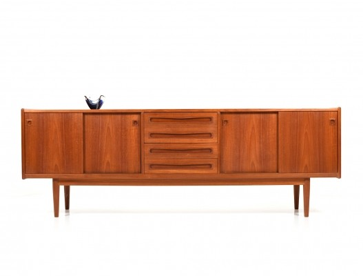 Mid Century Danish Sideboard in Teak by Johannes Andersen, Early 1960s