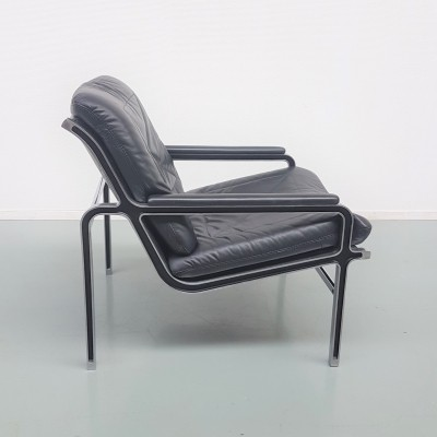 Aluline easy chair by Andre Vandenbeuck for Strässle, 1960s