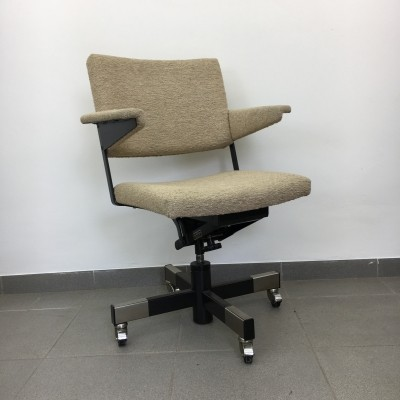 Model 1637 office chair by André Cordemeyer for Gispen, 1960s
