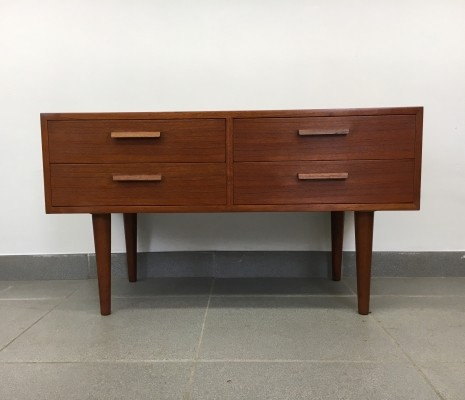 Danish Kai Kristiansen chest of drawers, 1960's