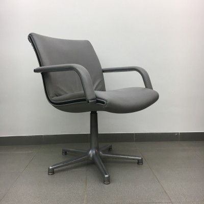 Artifort office chair by Geoffrey Harcourt, 1980's