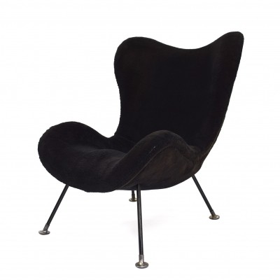 Fritz Neth 'madame' lounge chair for Correcta