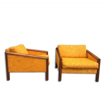 Pair of arm chairs by Adrian Pearsall for Craft Associates, 1960s