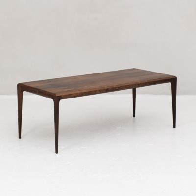 Coffee table by Johannes Andersen for CFC Silkeborg, Denmark 1960