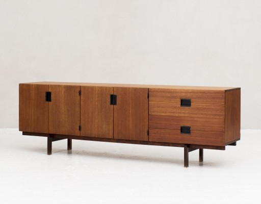 Model DU03 Japanese series sideboard by Cees Braakman for Pastoe, 1950s