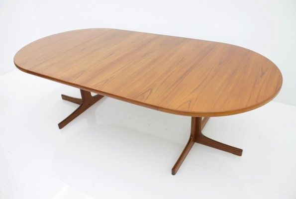 Dining table by Karl Erik Ekselius for J. O. Carlsson, 1960s