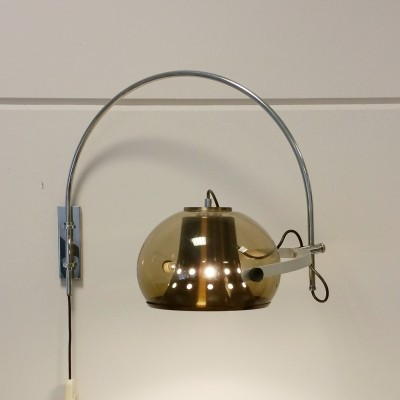 Wall Lamp by Dijkstra Lampen, 1970s