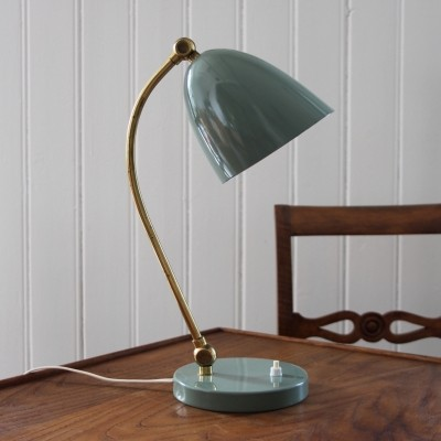 Bauhaus desk lamp 'Le Phare, Lausanne' by Christian Dell