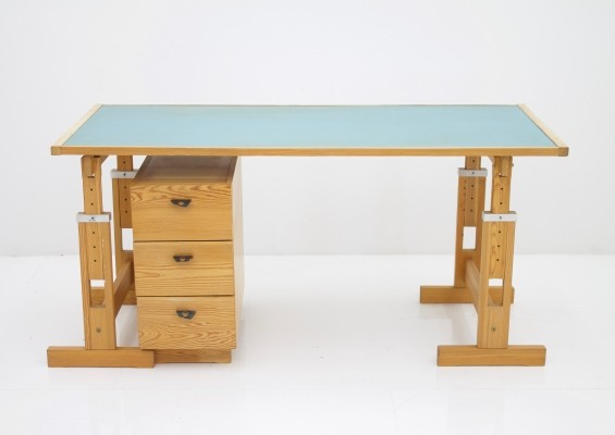 Asko writing desk, 1970s