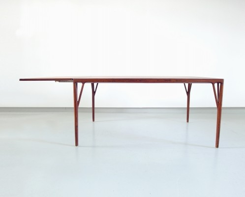 Dining table by Helge Vestergaard Jensen for Peder Pedersen, 1950s