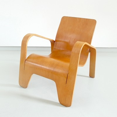 Han Pieck LaWo lounge chair, The Netherlands 1946