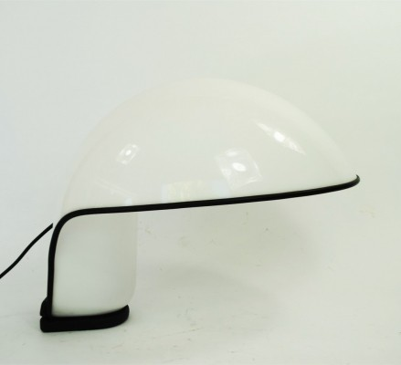 Monaca desk lamp by Gae Aulenti for Guzzini, 1970s