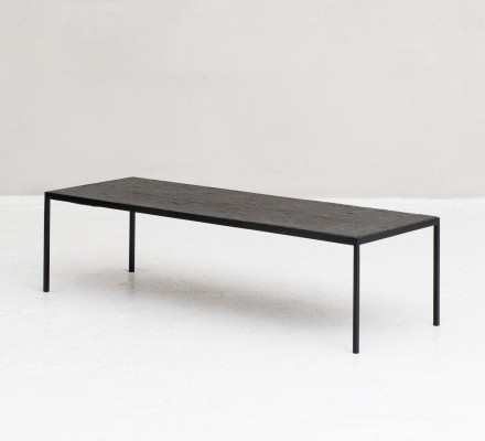 Minimalist coffee table produced by Artimeta, 1960