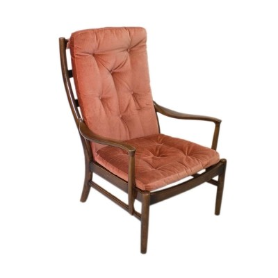 PK1016-19 armchair from Parker Knoll, UK 1960s